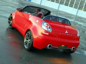 Ver foto 3 de Mitsubishi Tarmac Spyder Concept 2003