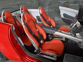 Ver foto 11 de Mitsubishi Tarmac Spyder Concept 2003