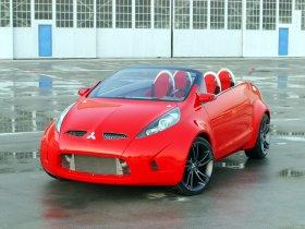 Ver foto 8 de Mitsubishi Tarmac Spyder Concept 2003