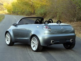 Ver foto 5 de Mitsubishi Tarmac Spyder Concept 2003
