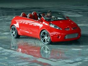 Ver foto 4 de Mitsubishi Tarmac Spyder Concept 2003