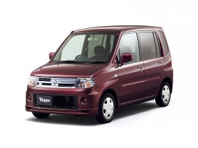 Ver foto 1 de Mitsubishi Toppo 2008