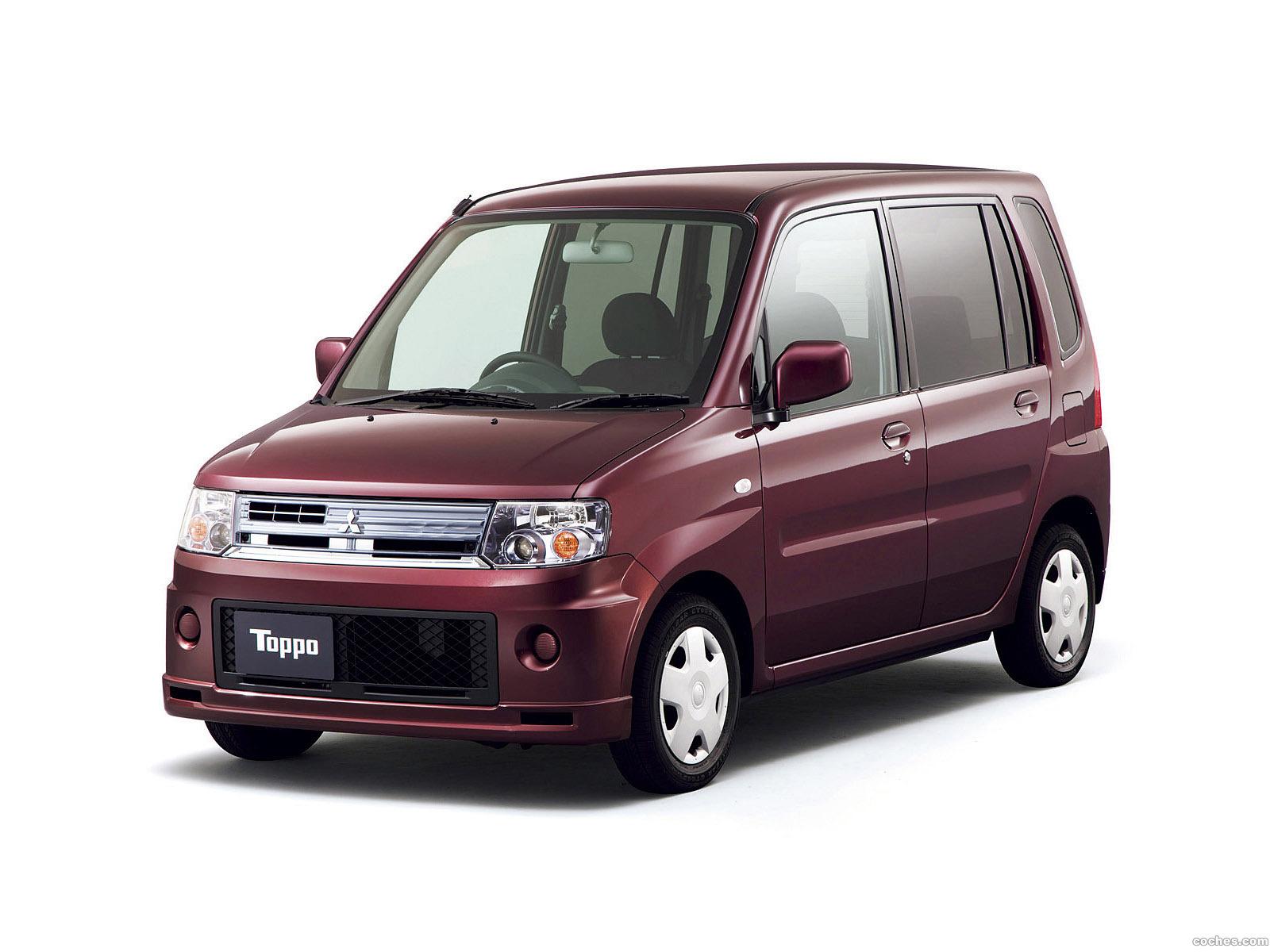 Foto 0 de Mitsubishi Toppo 2008