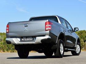 Ver foto 11 de Mitsubishi L200 Triton Double Cab 2015
