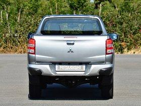 Ver foto 9 de Mitsubishi L200 Triton Double Cab 2015