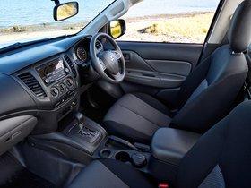 Ver foto 9 de Mitsubishi Triton Single Cab Tipper Australia 2015