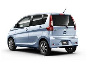 Ver foto 9 de Mitsubishi eK Wagon 2015