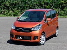 Ver foto 1 de Mitsubishi eK Wagon 2015
