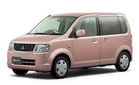 Fotos de Mitsubishi eK Wagon 2001