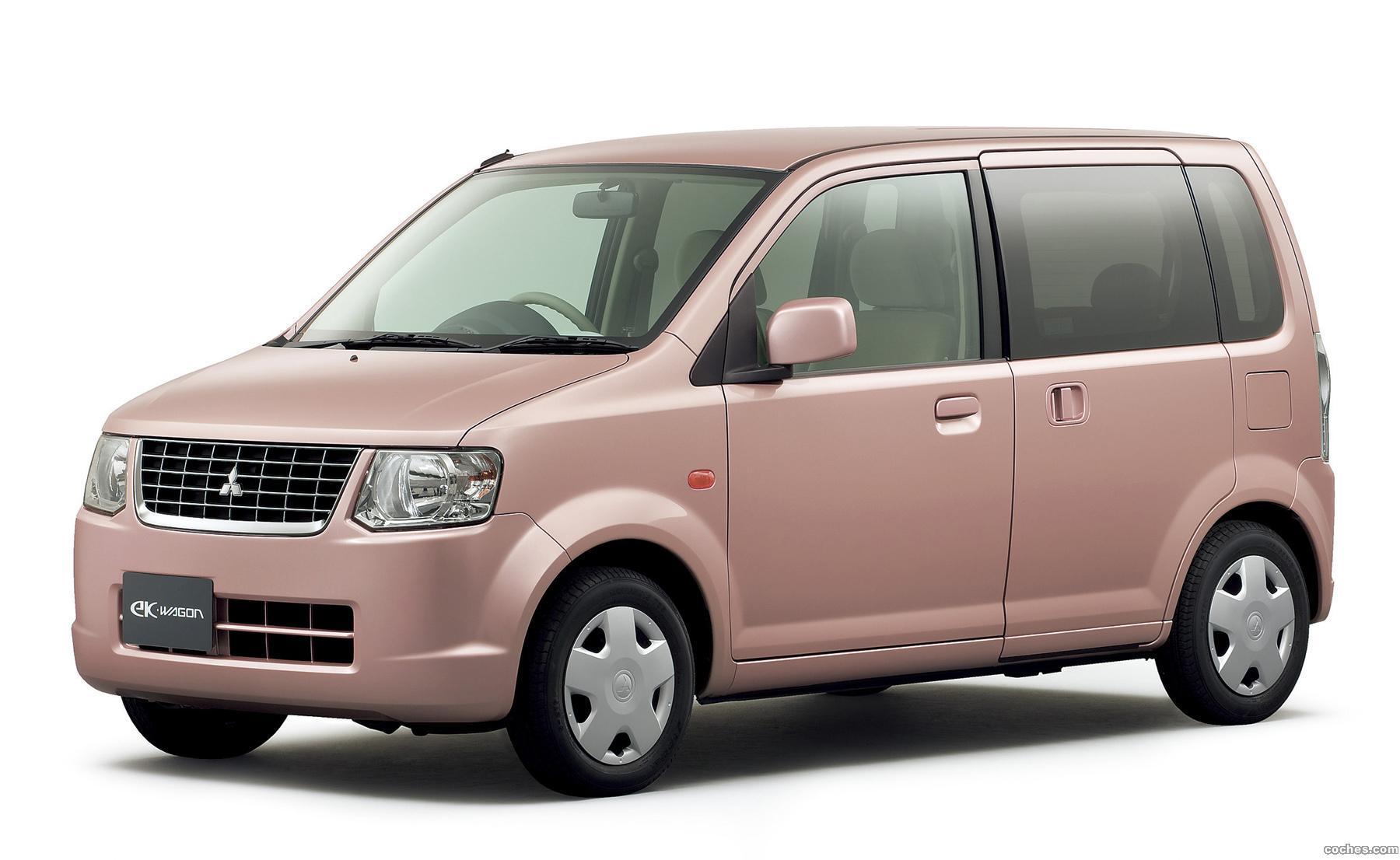 Foto 0 de Mitsubishi eK Wagon 2001