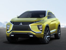 Ver foto 1 de Mitsubishi eX Concept 2015