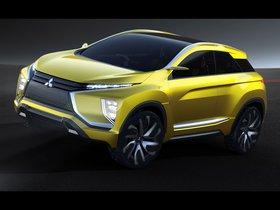 Ver foto 7 de Mitsubishi eX Concept 2015