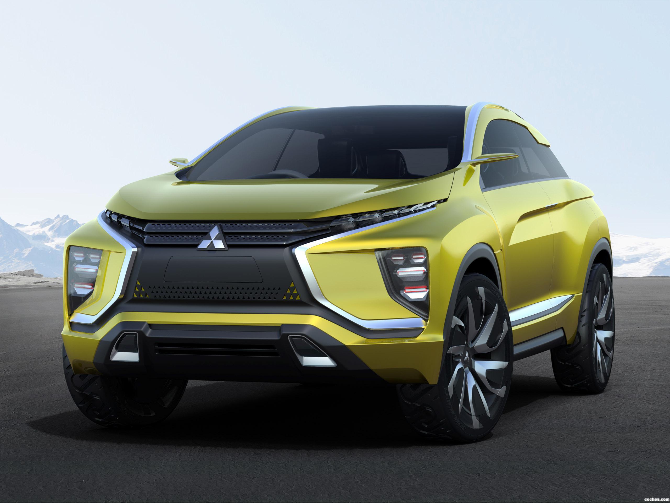 Foto 0 de Mitsubishi eX Concept 2015