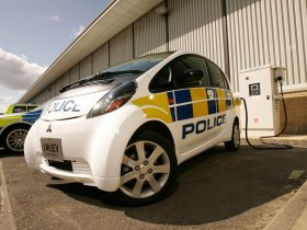 Ver foto 9 de Mitsubishi i-MiEV UK Police 2009