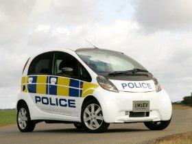 Ver foto 6 de Mitsubishi i-MiEV UK Police 2009