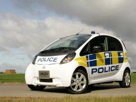 Ver foto 5 de Mitsubishi i-MiEV UK Police 2009