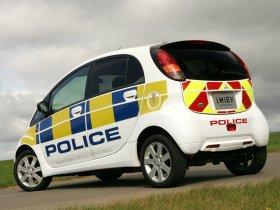 Ver foto 3 de Mitsubishi i-MiEV UK Police 2009
