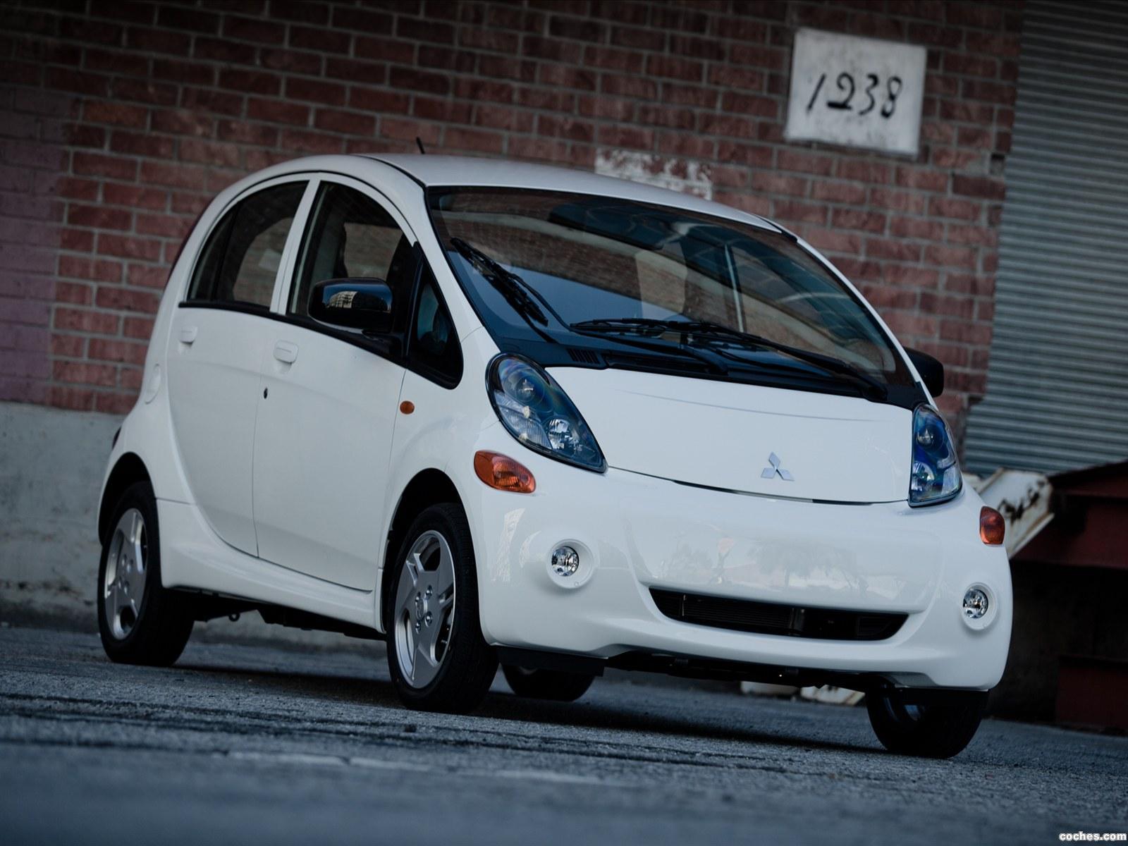 Foto 0 de Mitsubishi i-MiEV USA 2011
