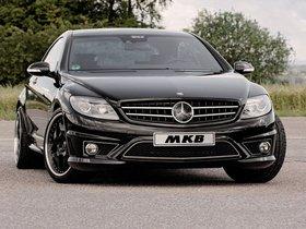 Fotos de Mercedes MKB Mercedes CL65 AMG 2009