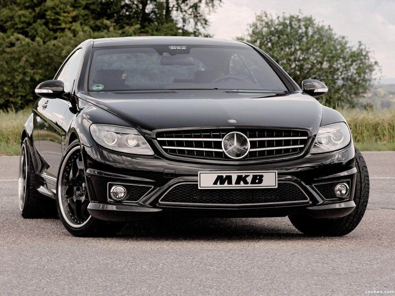 Foto 0 de Mercedes MKB Mercedes CL65 AMG 2009