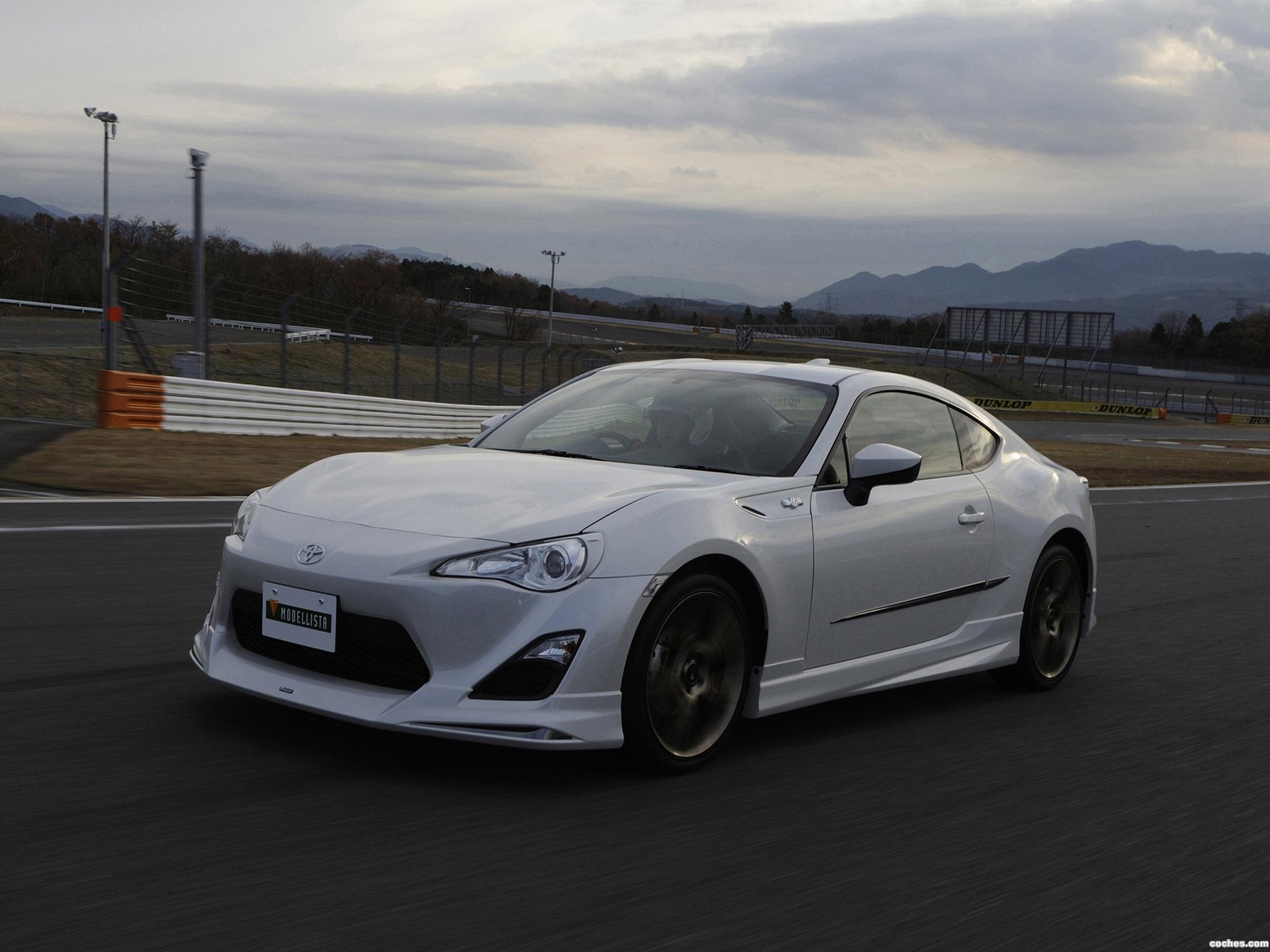Foto 0 de Toyota Modelista GT 86 2012