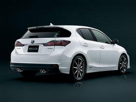 Ver foto 2 de Modellista Lexus CT 200h 2011