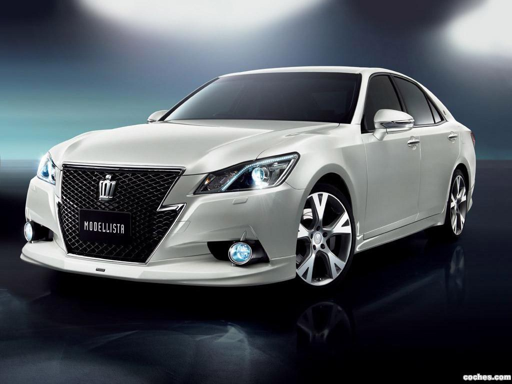 Foto 0 de Modellista Toyota Crown Athlete 2013
