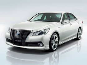 Fotos de Modellista Toyota Crown Royal Saloon 2013