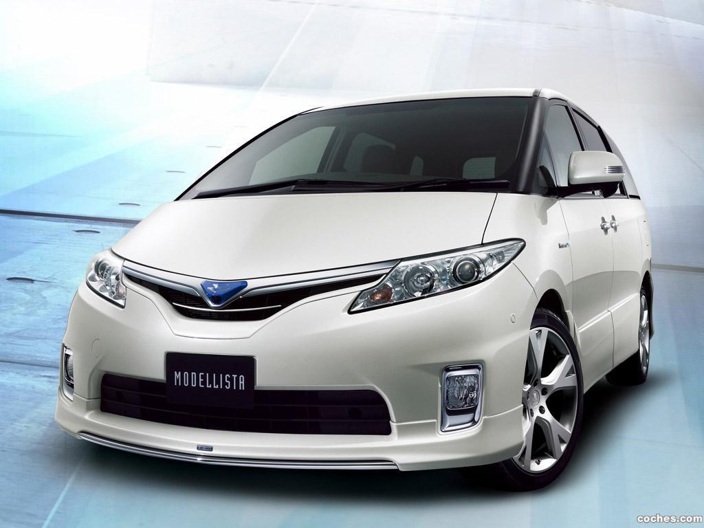 Foto 0 de Modellista Toyota Estima Hybrid 2012