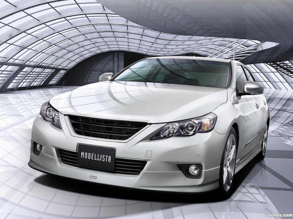 Foto 0 de Modellista Toyota Mark-X 2009