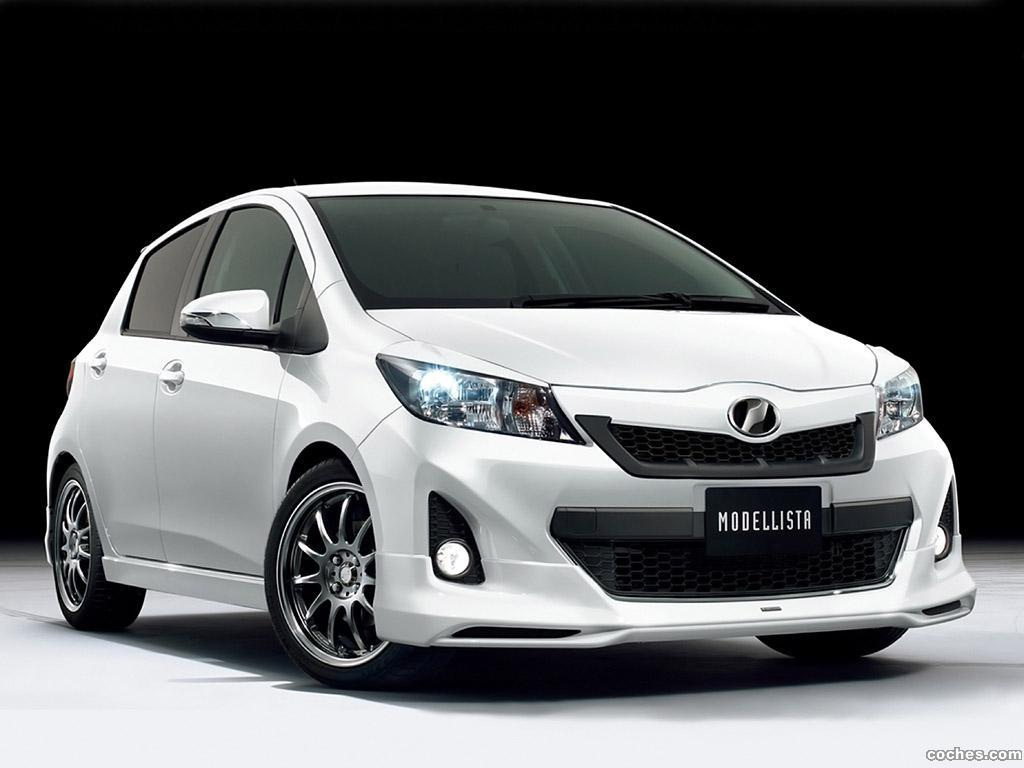 Foto 0 de Modellista Toyota Vitz 2011