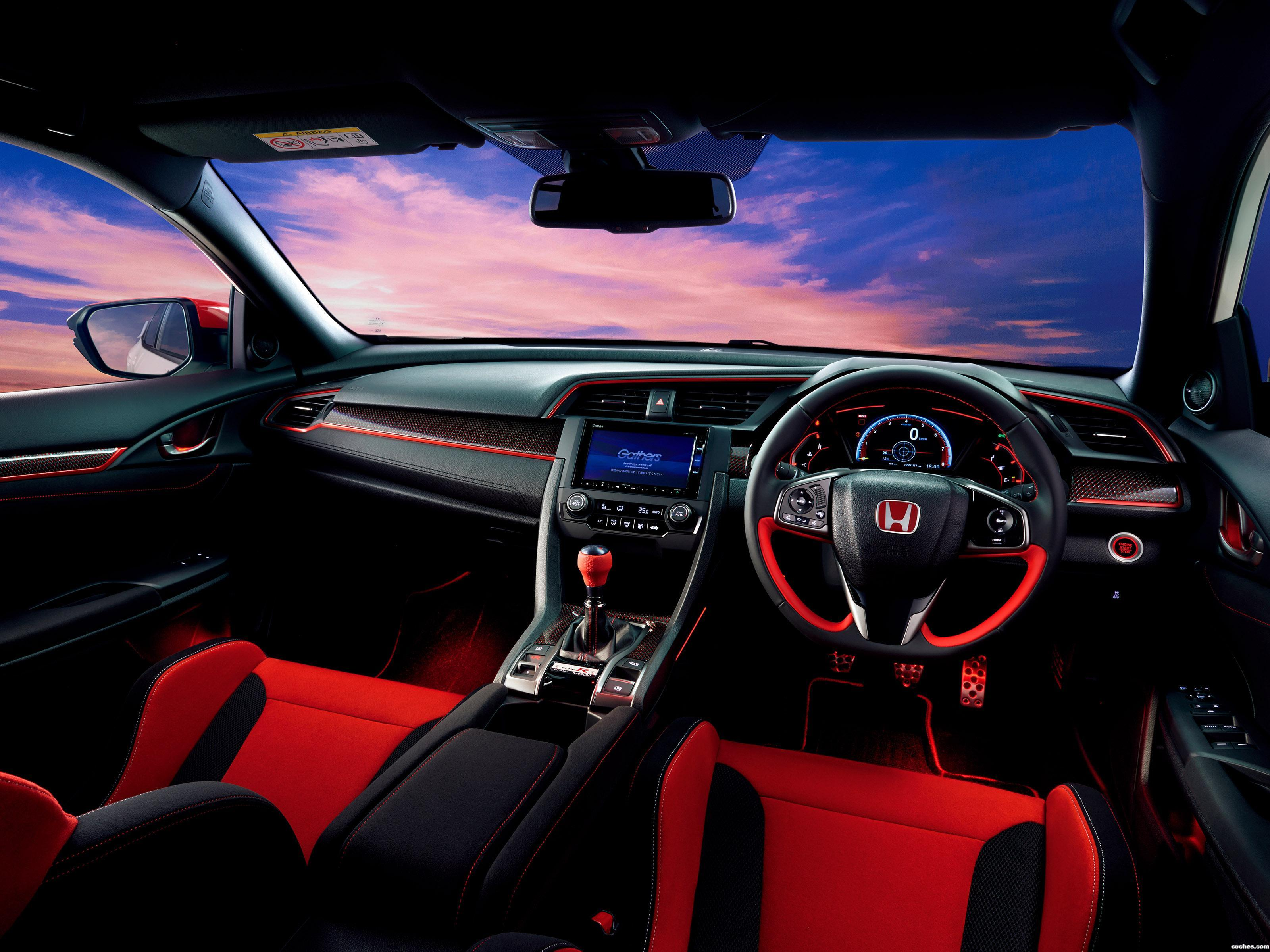 Foto 2 de Modulo Honda Civic Type-R Japan 2017