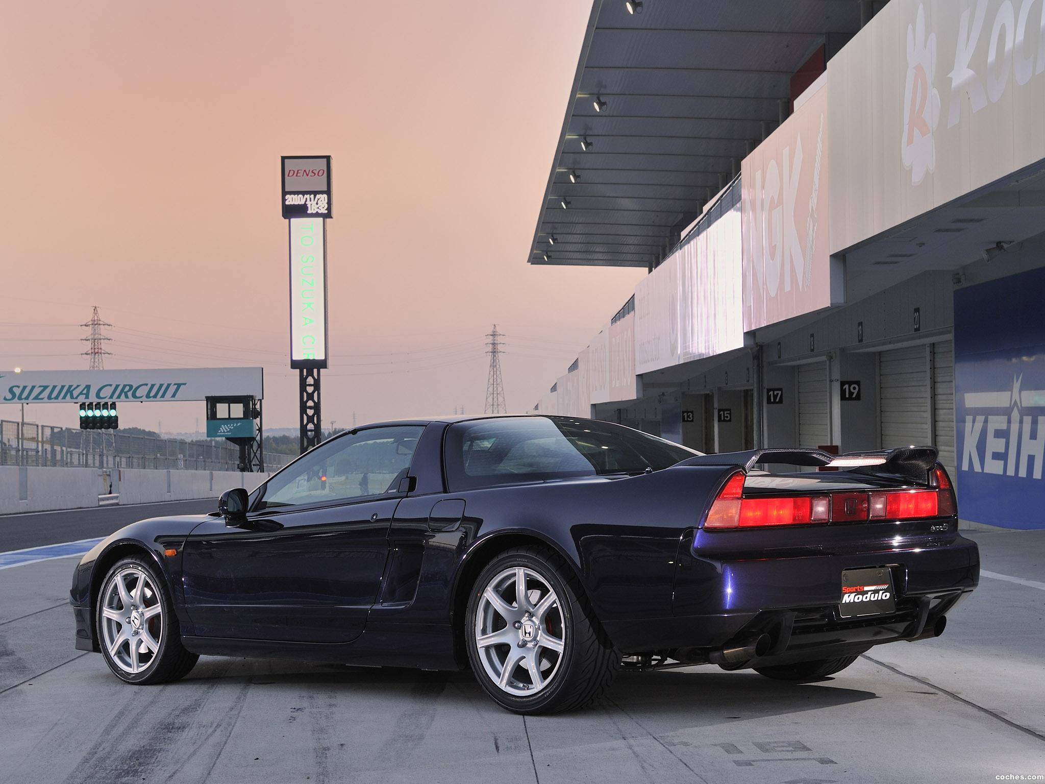 Foto 0 de Honda NSX Type-S Sport Modulo Edition 2011