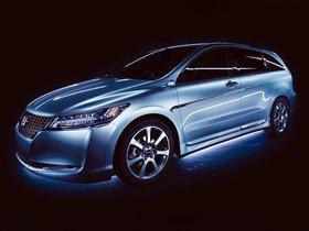 Ver foto 2 de Honda Modulo Stream Exclusive Concept  2007