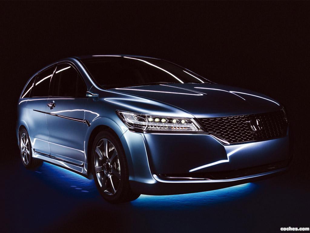 Foto 0 de Honda Modulo Stream Exclusive Concept  2007