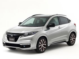 Ver foto 1 de Modulo Honda Vezel Concept 2014