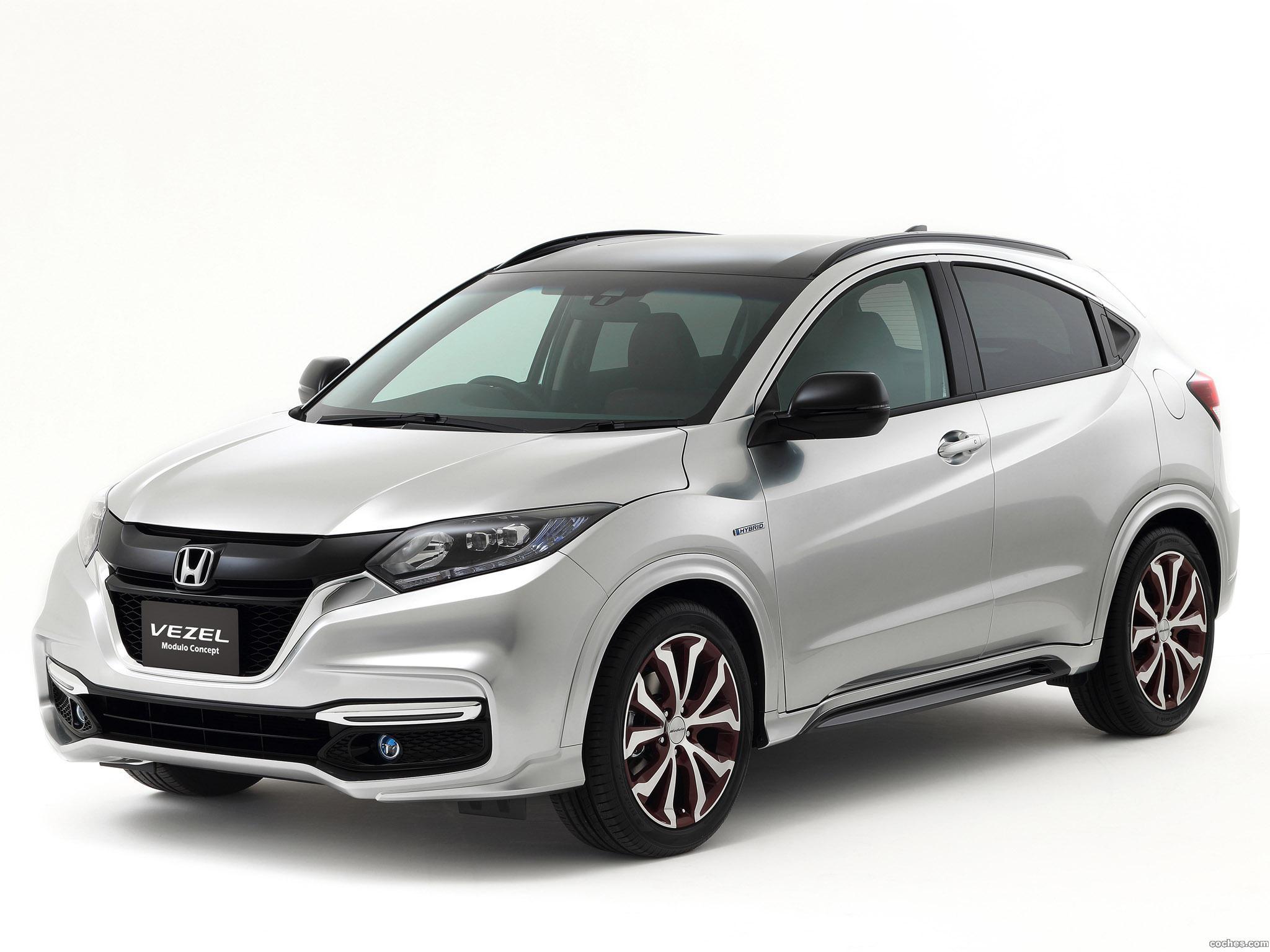 Foto 0 de Modulo Honda Vezel Concept 2014