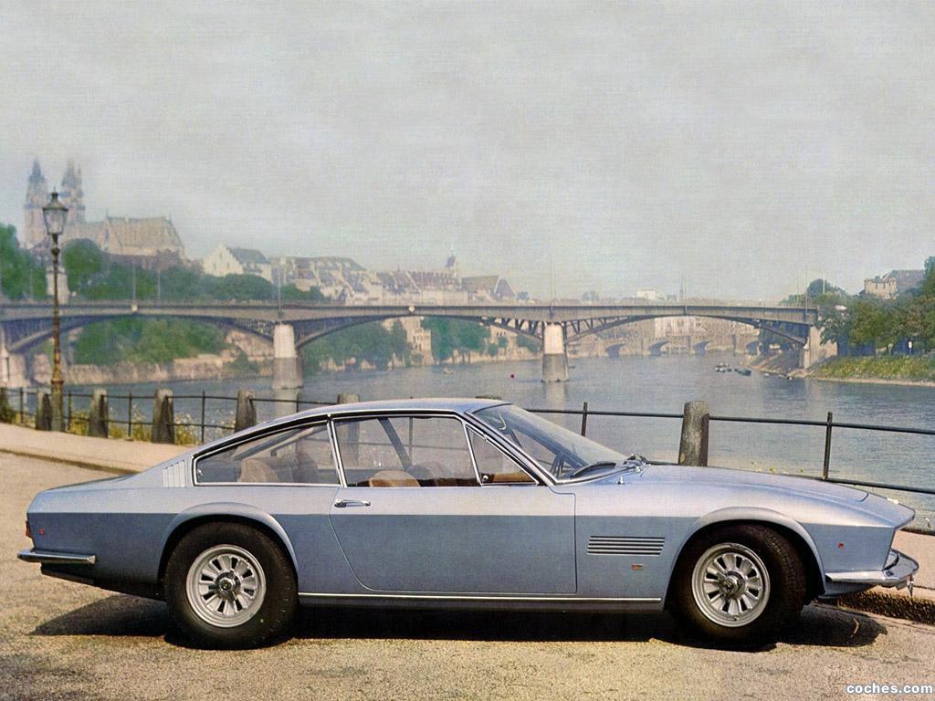 Foto 0 de Monteverdi 75-L HI Speed Fissore 1969