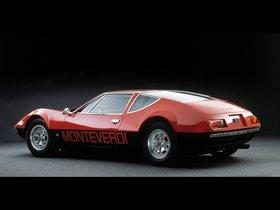 Ver foto 3 de Monteverdi HAI 450 GTS 1973