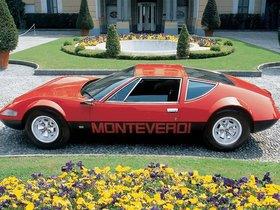 Ver foto 2 de Monteverdi HAI 450 GTS 1973