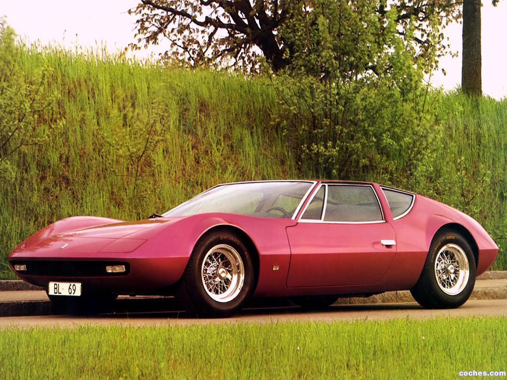 Foto 0 de Monteverdi HAI 450 SS 1970