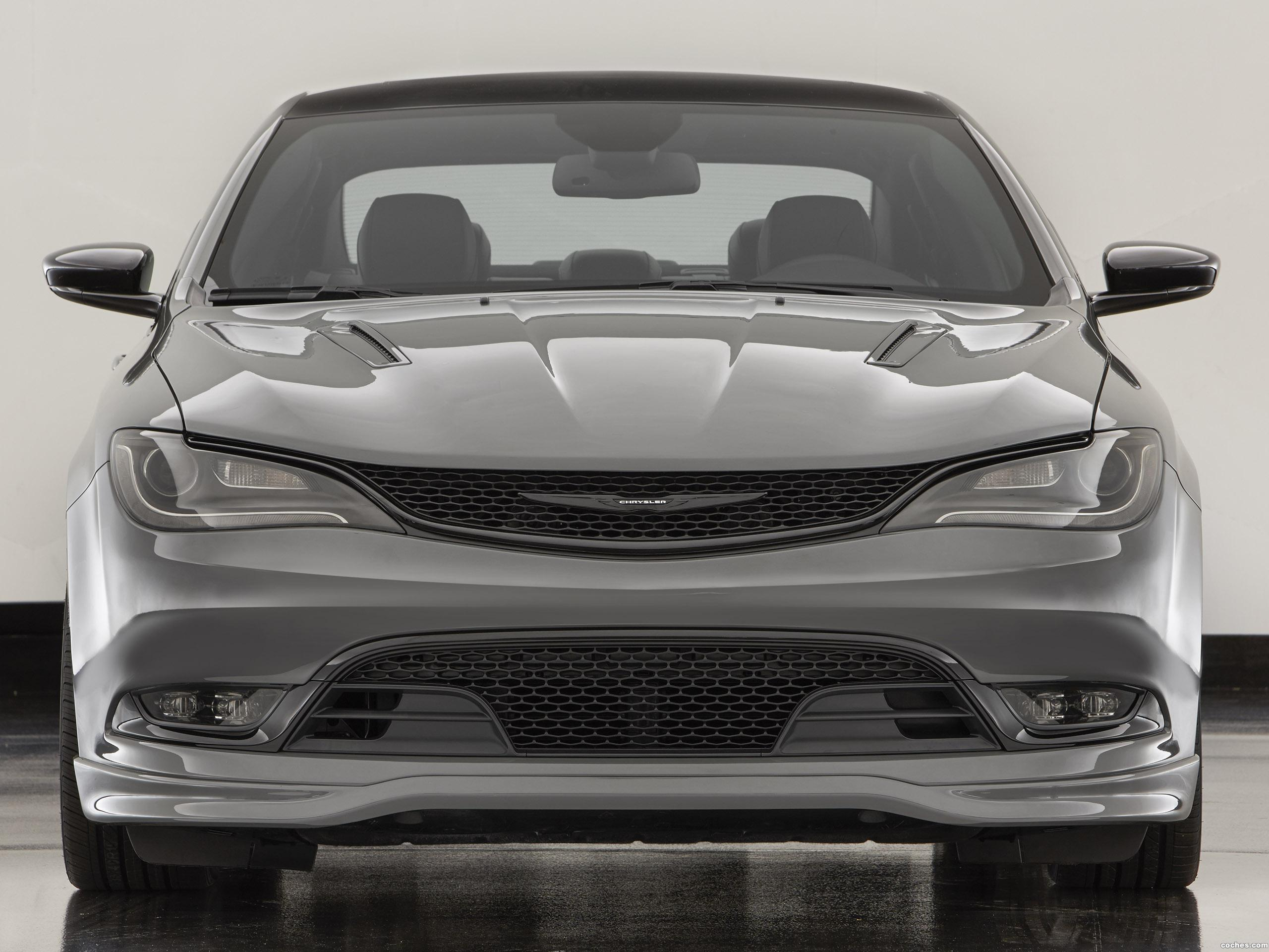 Foto 0 de Mopar Chrysler 200 S 2015