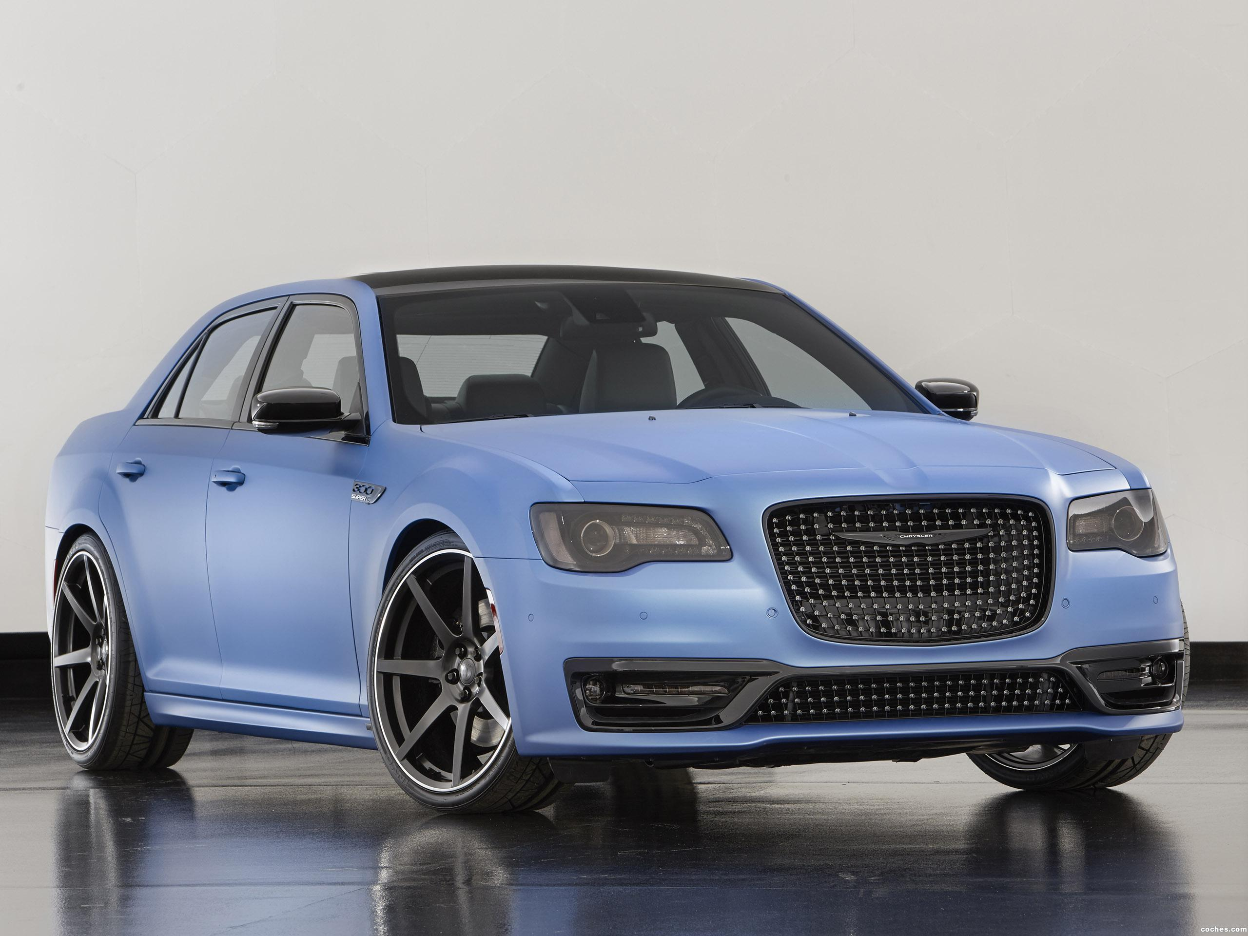 Foto 0 de Mopar Chrysler 300 Super S 2015
