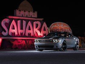Ver foto 2 de Mopar Dodge Challenger GT AWD Concept 2015