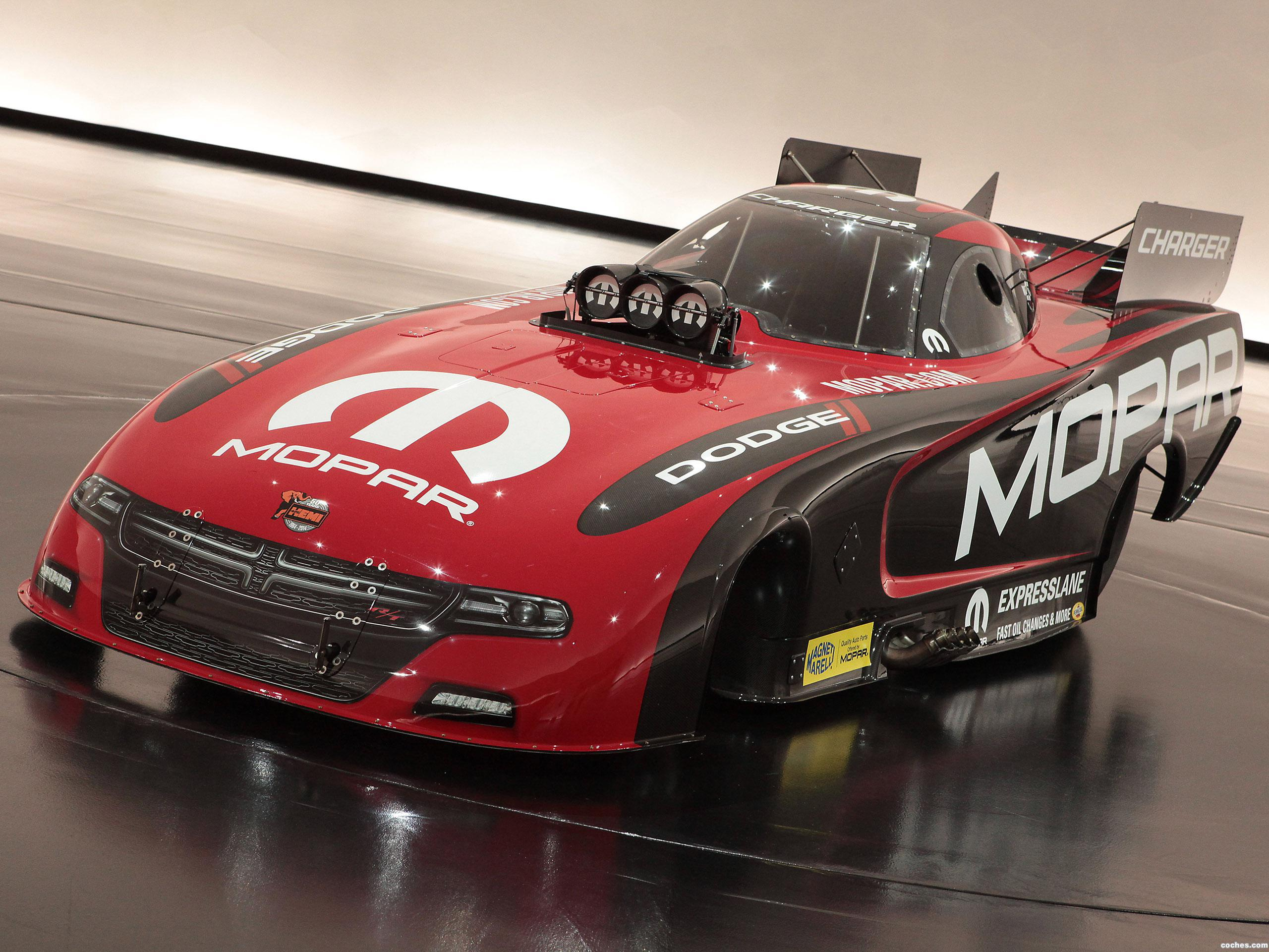 Foto 0 de Dodge Charger RT Funny Car Mopar 2015