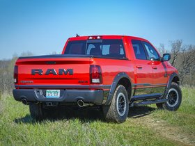 Ver foto 9 de Mopar Dodge RAM 1500 Rebel Crew Cab 2016