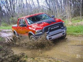Fotos de Mopar Dodge RAM 1500 Rebel Crew Cab 2016