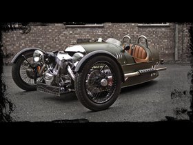 Ver foto 8 de Morgan 3 Wheeler 2011