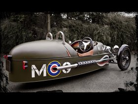 Ver foto 6 de Morgan 3 Wheeler 2011
