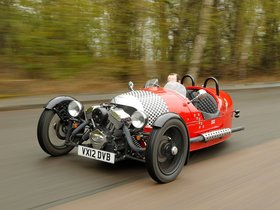 Ver foto 4 de Morgan 3 Wheeler UK 2011
